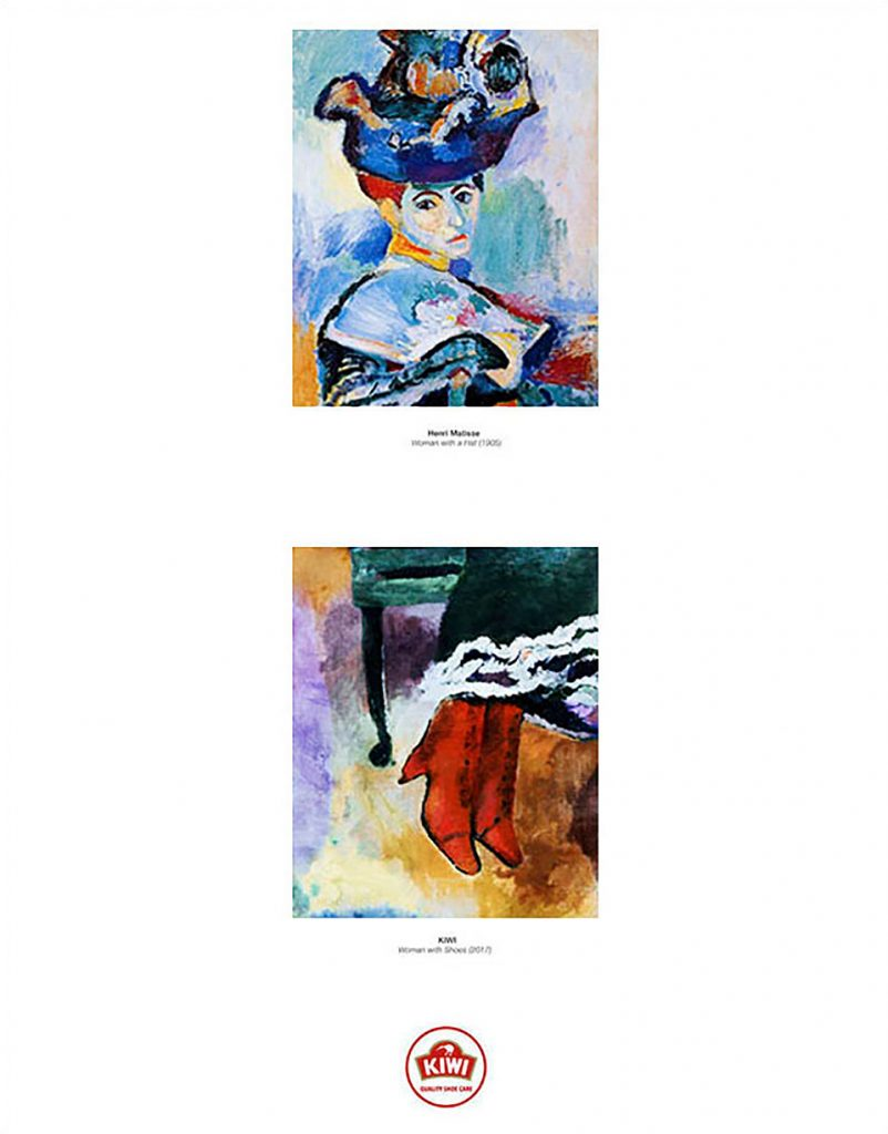 Portraits Completed Matisse 1