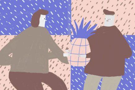 'Take Over', el abstracto viaje de una piña convertido en animación