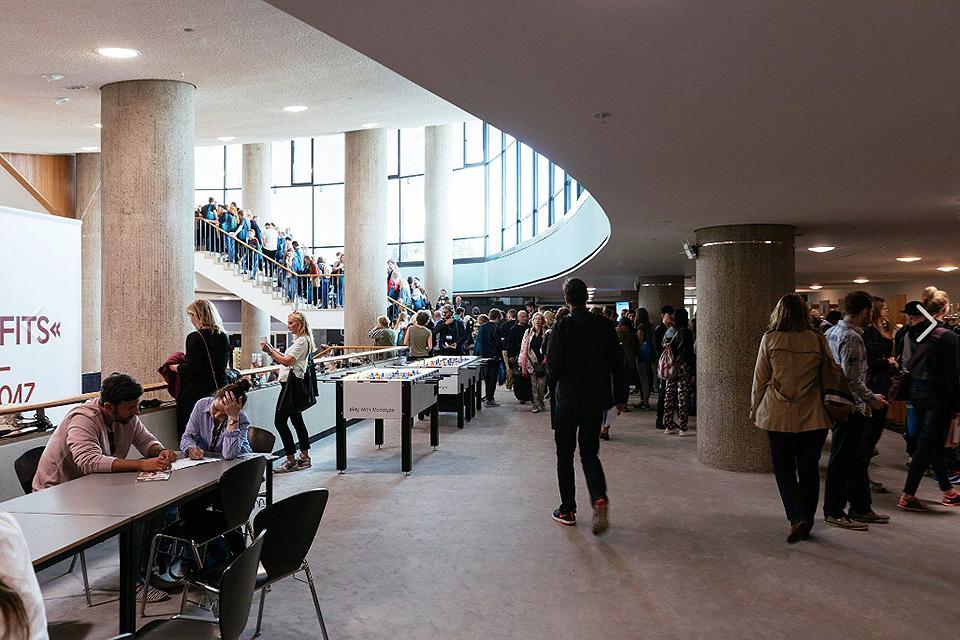 Typo Berlin 2017 escaleras y espacio 003