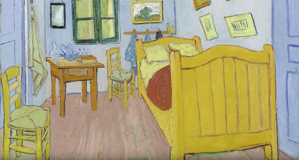 ganadores Cannes Lions Van Gogh cuadro 2