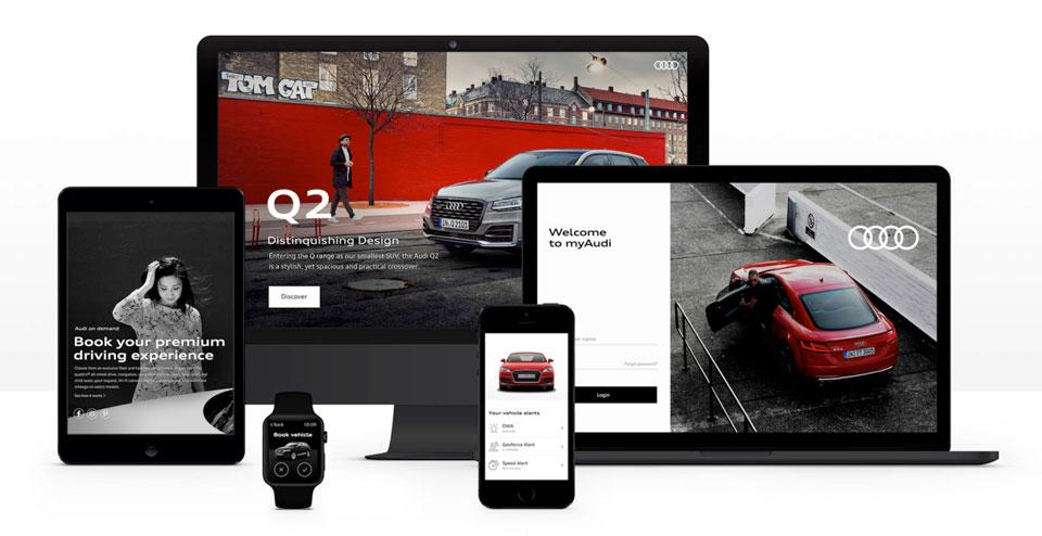 Audi design digital