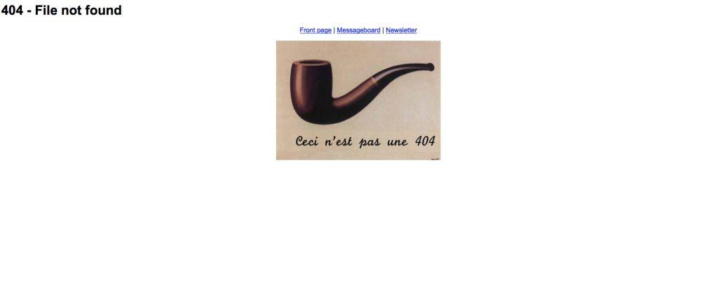 b3ta.com página error 404