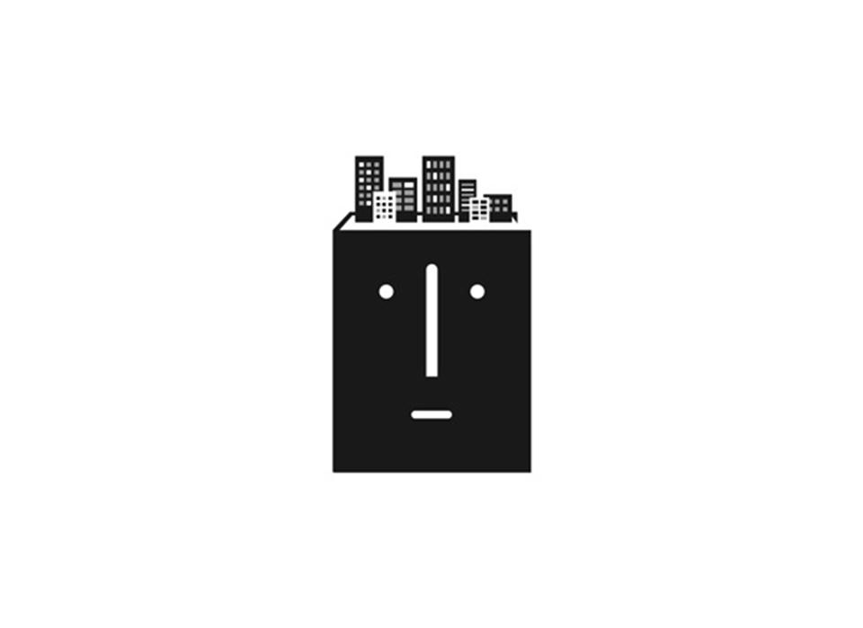 Boceto del cartel para el concurso 'Narrar la ciudad'