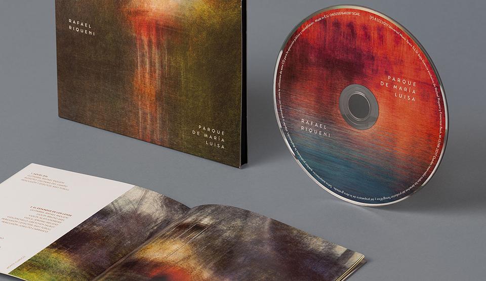 Atipo ilustra el nuevo álbum de Riqueni