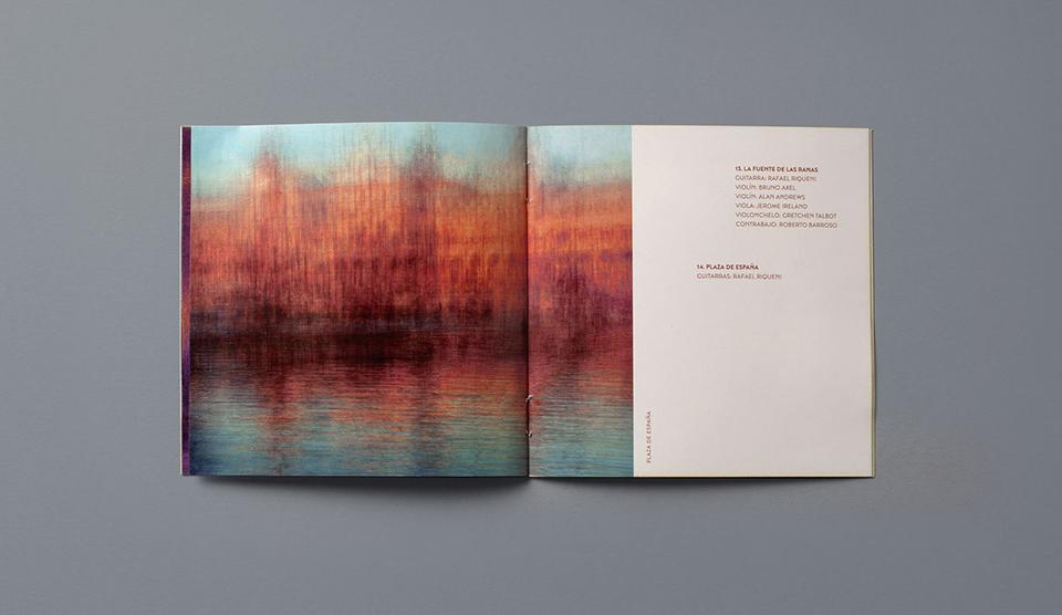 Nuevo álbum de Rafael Riqueni ilustrado por Atipo