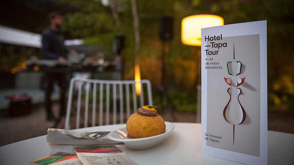 Hotel Tapa Tour, el evento que acerca la alta cocina de los hoteles de lujo a los habitantes de la ciudad