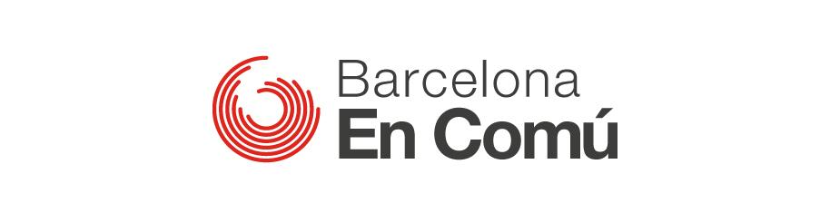 Logo Barcelona en Comú