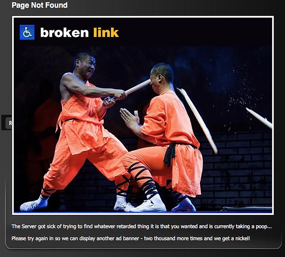 retardzone.com página error 404