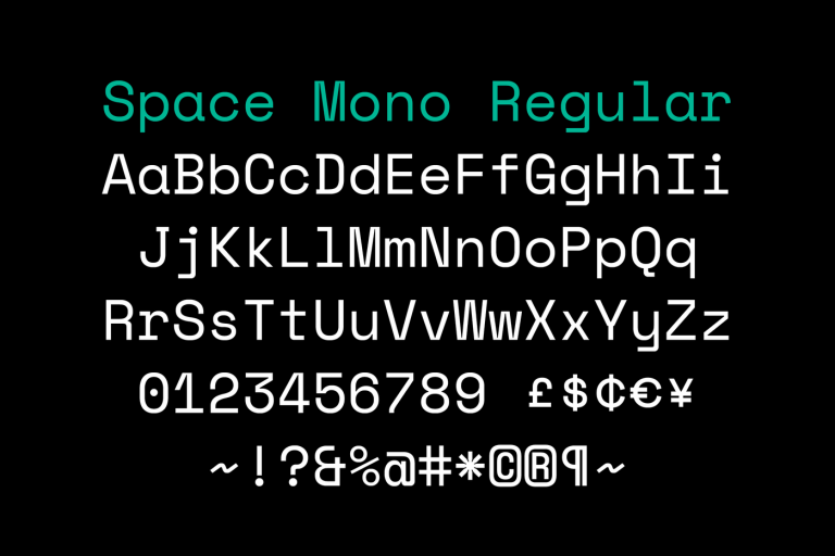 space mono