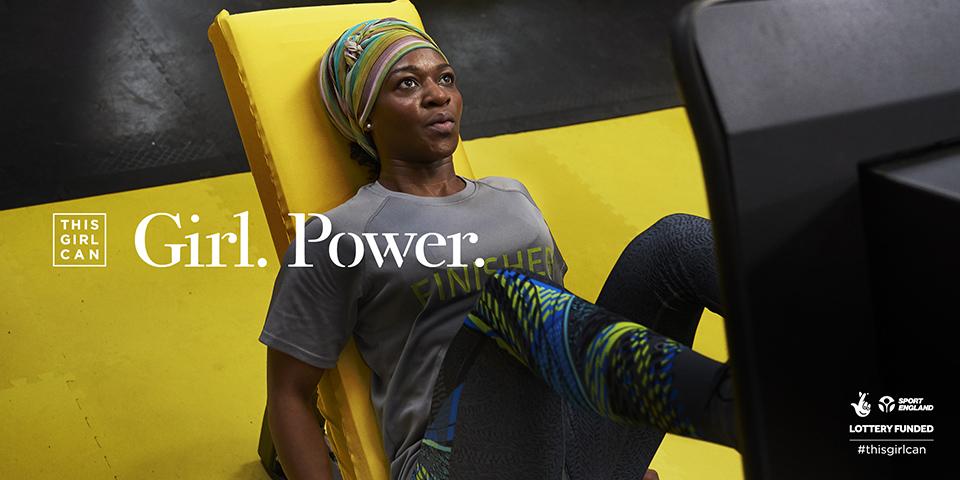 'This girl can', la campaña de Sport England que promueve el deporte en las mujeres - mujer deporte