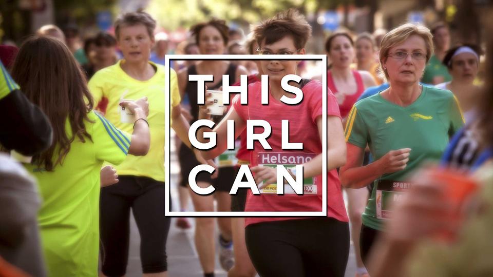 'This girl can', la campaña diseñada por FCB Inferno mujer deporte