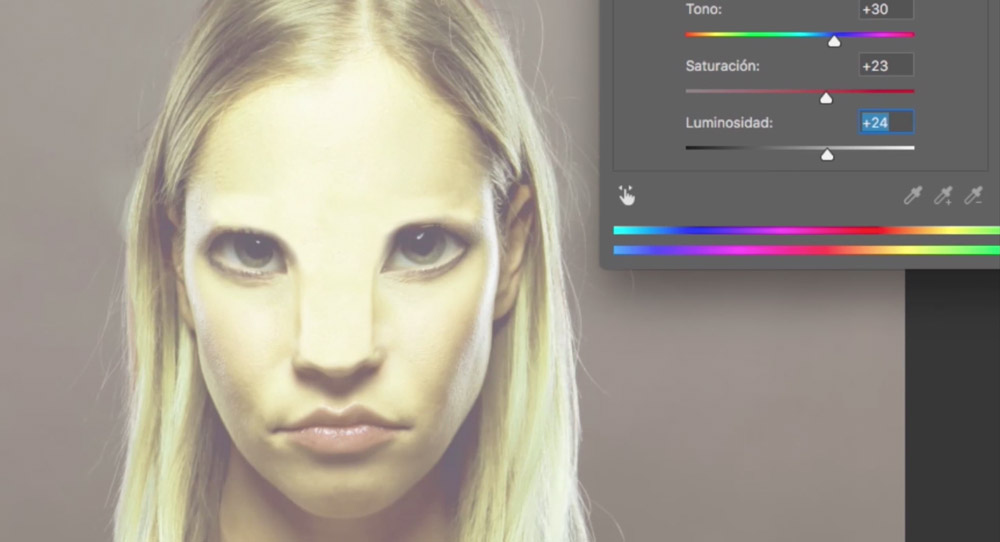 Retoque Digital intermedio: Crea personajes con Adobe Photoshop