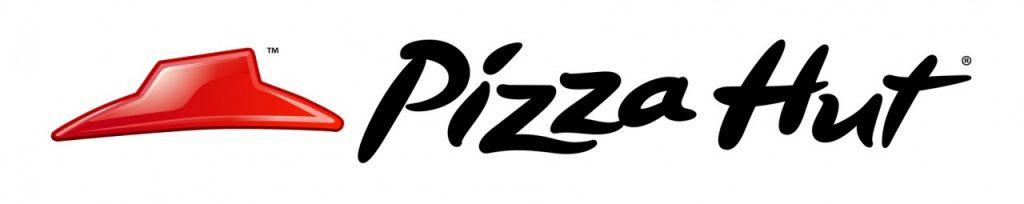 Quién diseñó el logo de Pizza Hut