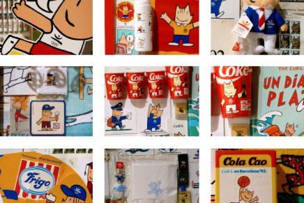 El merchandising de los Juegos Olímpicos 1992
