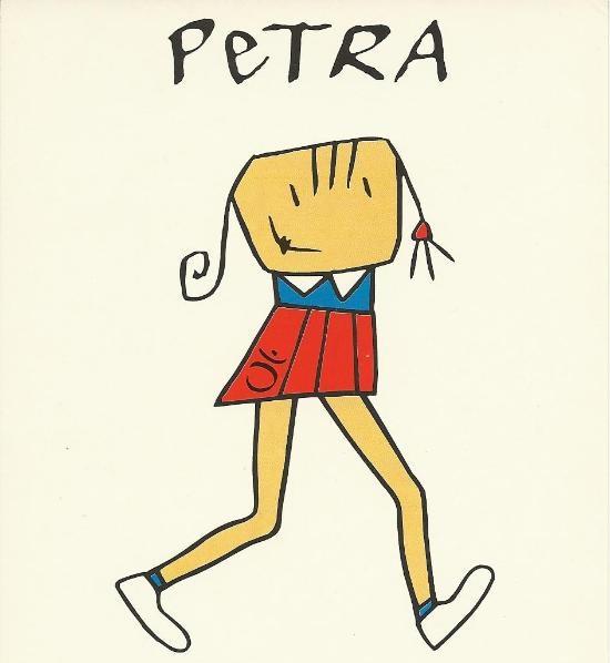 Petra La Mascota De Los Juegos Paralimpicos 1992