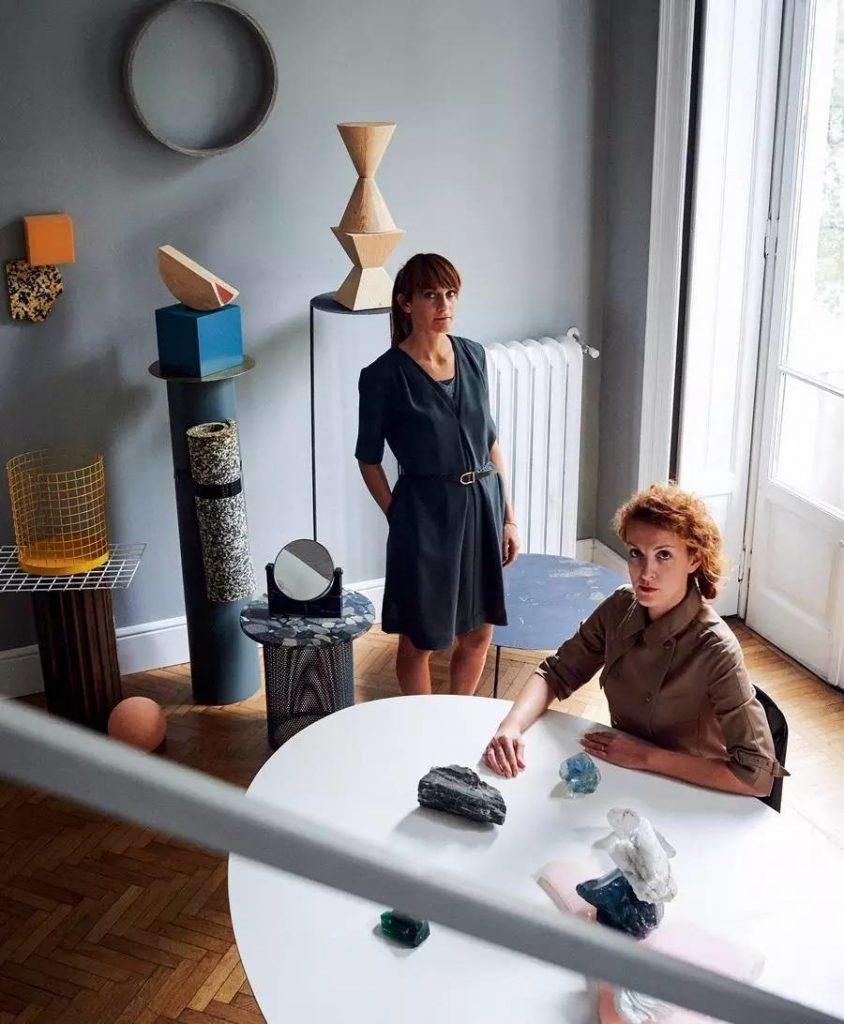 Arianna Lelli Mami y Chiara Di Pinto, StudioPepe.