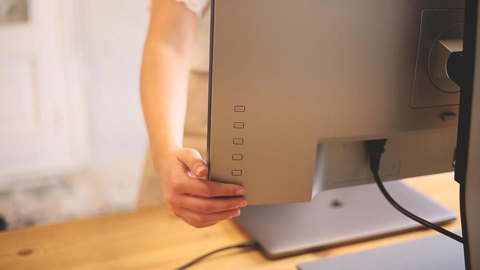 BenQ PD2710QC, el primer monitor pensado para conexión USB Tipo C - 5