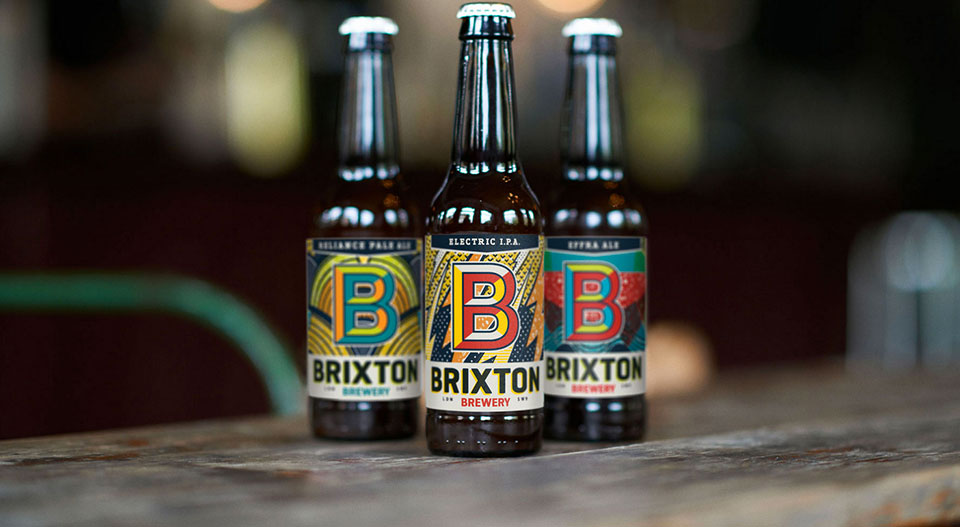 packaging cerveza Brixton Brewery 1