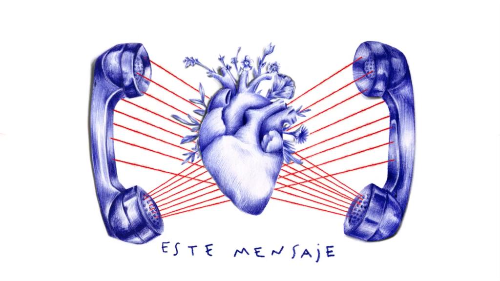 El nuevo videoclip de Jorge Drexler cuenta con las ilustraciones de Nuria Riaza