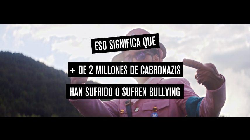 'Cabronazi. El origen'; un vídeo viral para luchar contra el bullying - 3