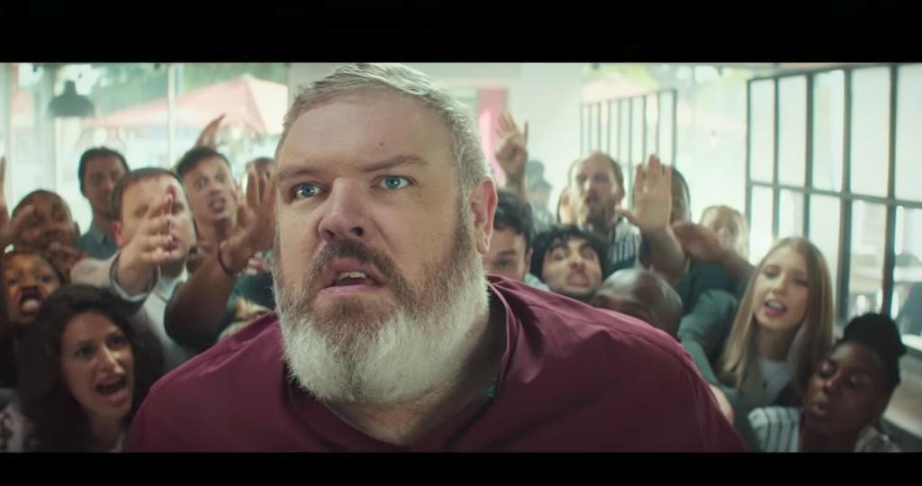 KFC parodia a Juego de Tronos en el lanzamiento de su último producto aprovechando la proximidad de la nueva temporada de Juego de Tronos