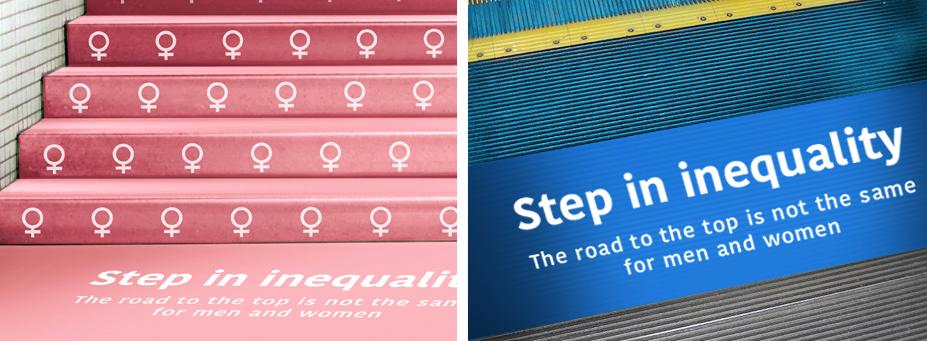 Impactante campaña creada por Kazunori Shiina en el metro de Nueva York