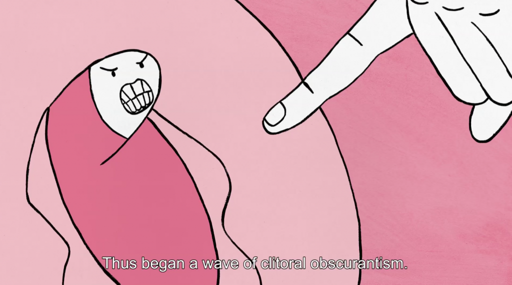 """Le clitoris"""