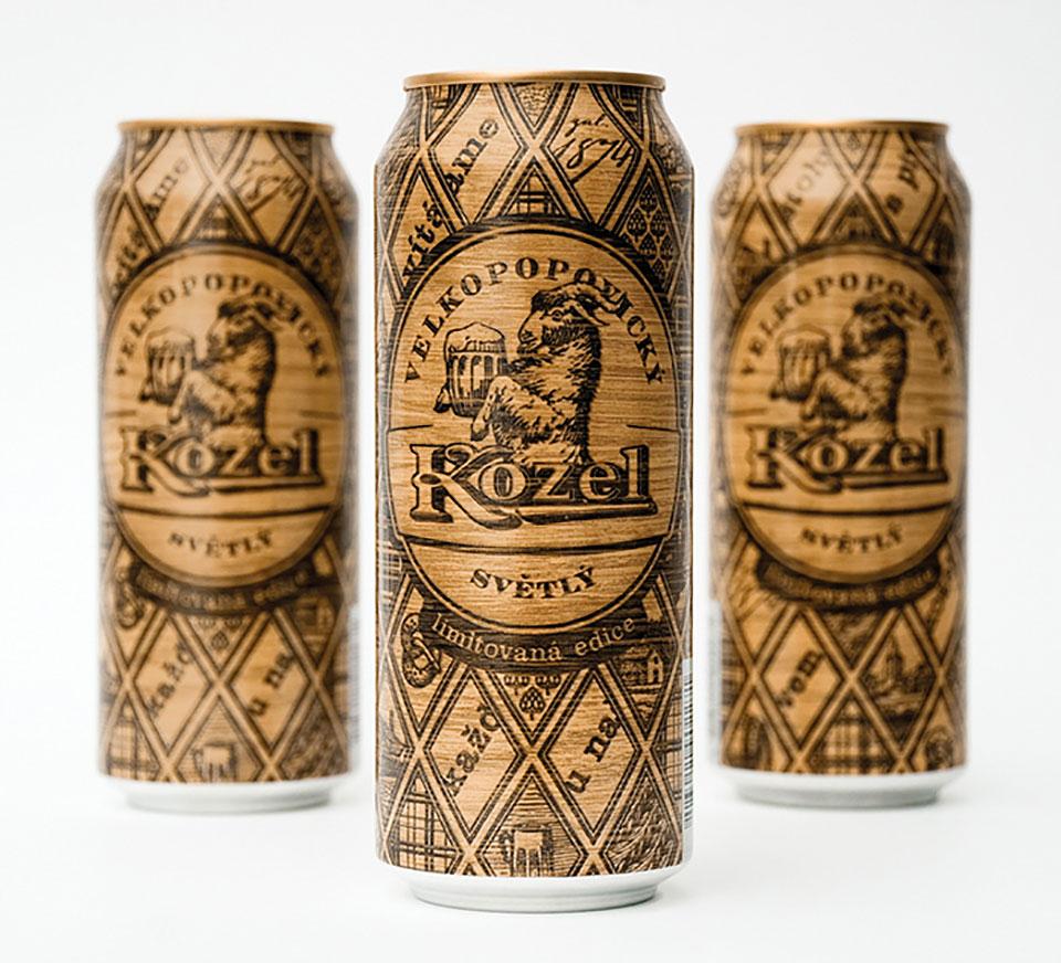 Cerveza Checa packaging 2