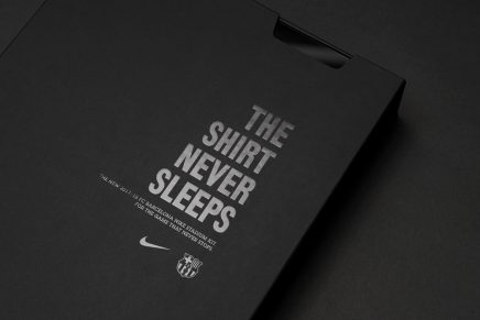 ¿Quién diseña el packaging de las camisetas oficiales del Barça?