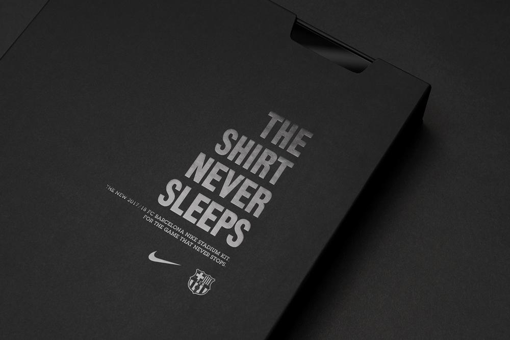 ¿Quién diseña el packaging de las camisetas oficiales del Barça? - 11