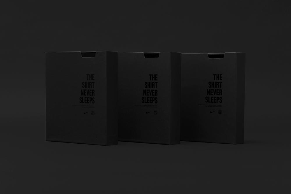 ¿Quién diseña el packaging de las camisetas oficiales del Barça? - 7