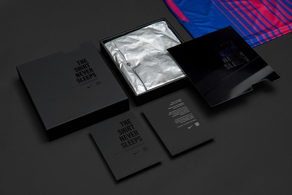 ¿Quién diseña el packaging de las camisetas oficiales del Barça? - 6