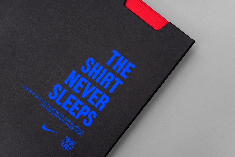 Sabes De Camisetas Del Quién Las Barça Packaging Diseña El IOIqwYr