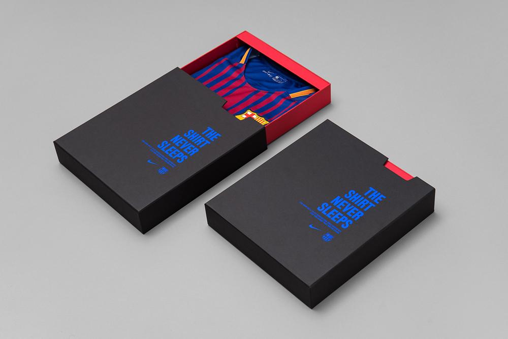 ¿Quién diseña el packaging de las camisetas oficiales del Barça? - 9
