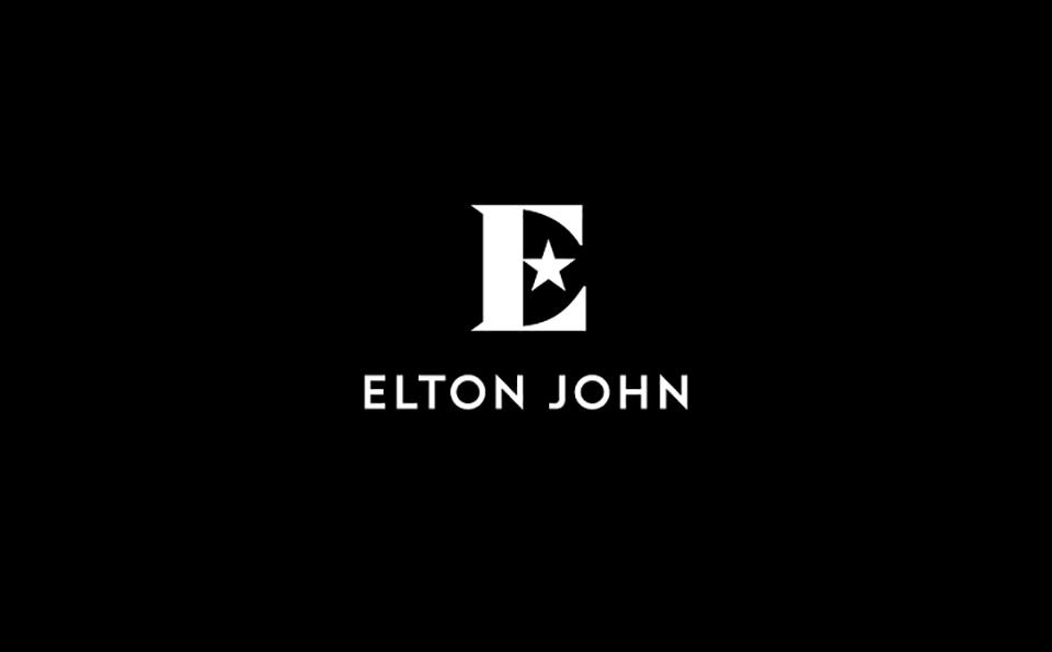 Elton John identidad visual 02