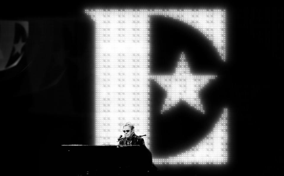Elton John identidad visual 04