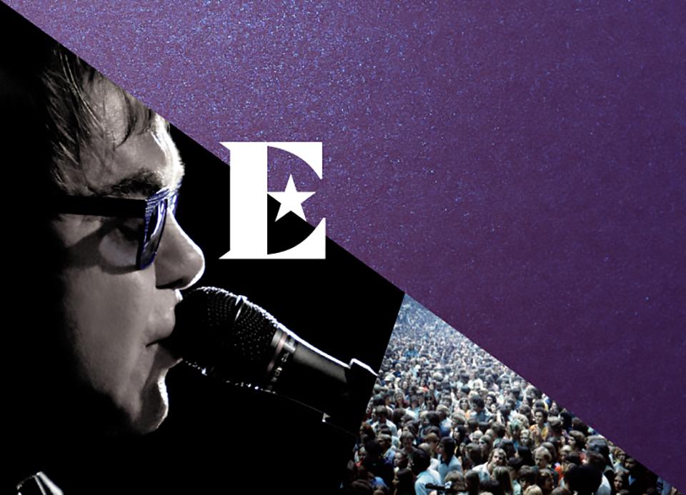 Elton John identidad visual 03