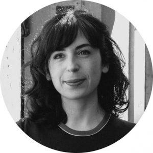 Laura Liedo, ilustradora de la portada del número 6 de la revista Gràffica - perfil