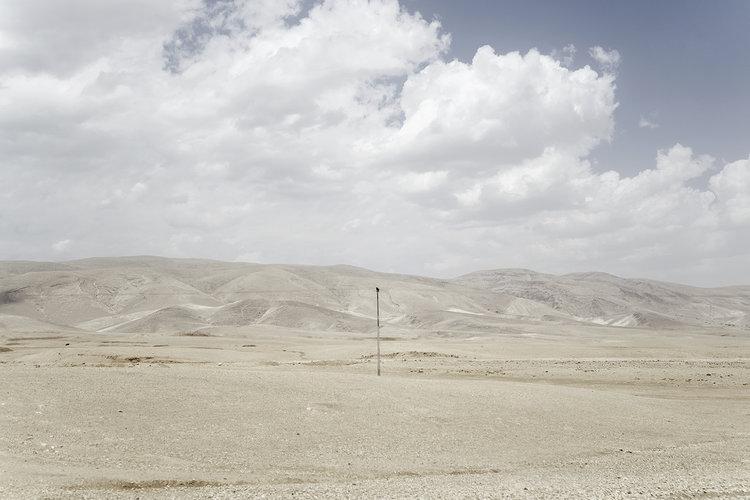 'Palestine, a chaos of emotions' es el último proyecto de Pedro J. Saavedra