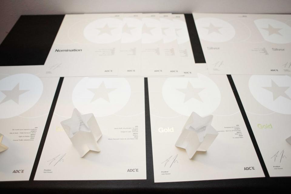 Los Premios ADCE celebran su 26ª edición