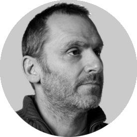 Rory Lambert, director de desarrollo del área de Visual Communication