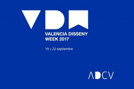 En septiembre de 2017 Valencia se convertirá en la capital del diseño