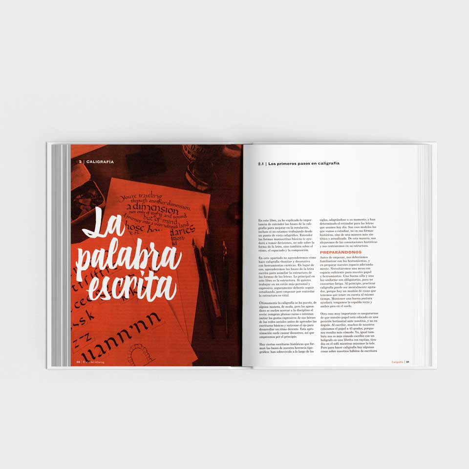 The ABC of Custom Lettering por Iván Castro en español - 3