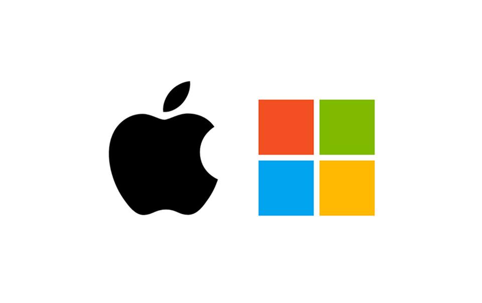 Apple vs. Microsoft: ¿qué ha cambiado?