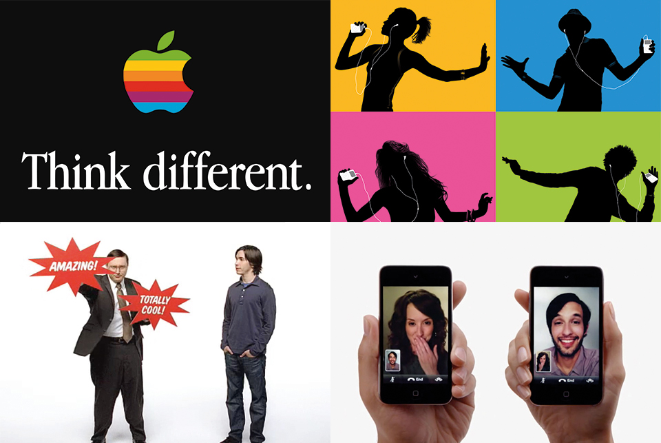 apple campaigns