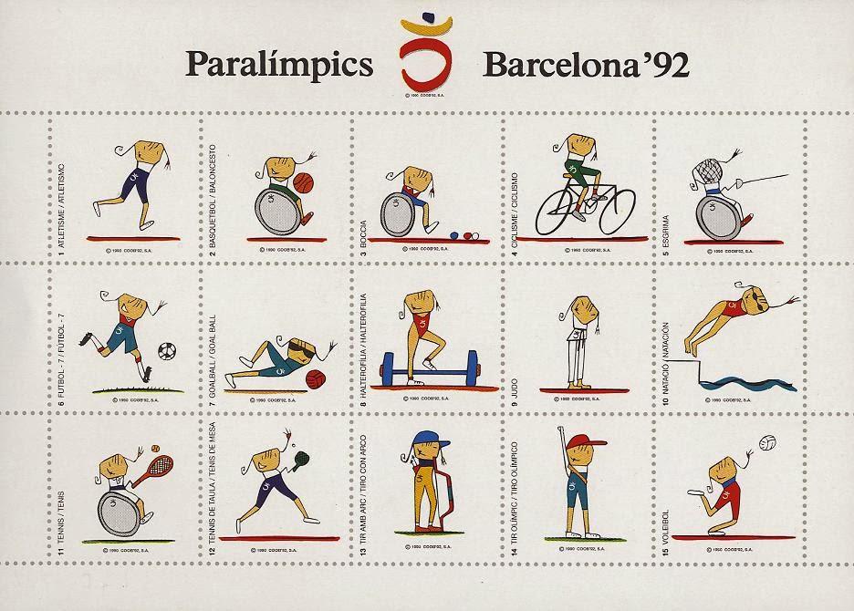 Juegos Paralímpicos 1992