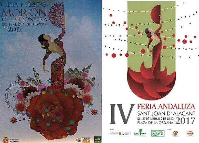 Coincidencias con el cartel anunciador Feria del Morón 2017