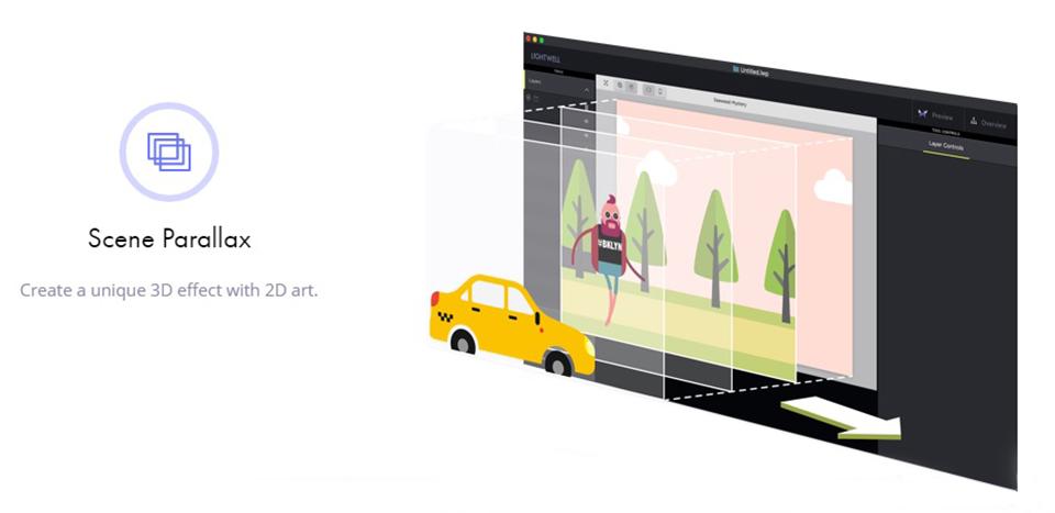 Lightwell, la herramienta que permite crear app interactivas sin necesidad de utilizar código