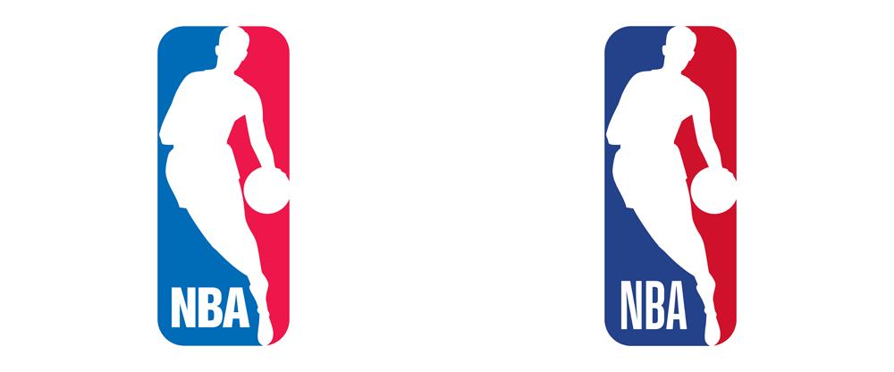 rediseño del logo de la NBA