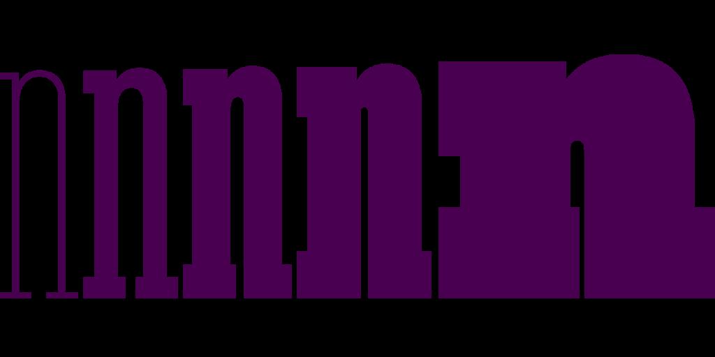 Akkordeon Slab engrosa la familia tipográfica de Eduardo Manso - versión serif